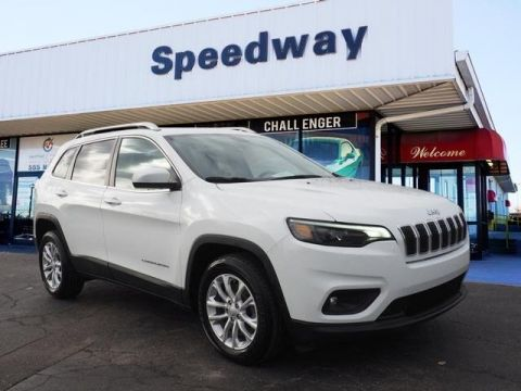 Pre-Owned 2019 Jeep Cherokee Latitude FWD SUV