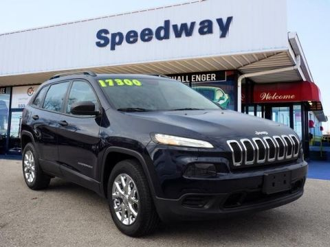 Pre-Owned 2016 Jeep Cherokee Sport 4WD SUV