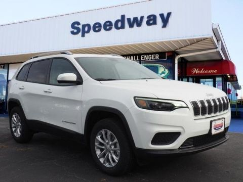 Pre-Owned 2020 Jeep Cherokee Latitude 4WD SUV