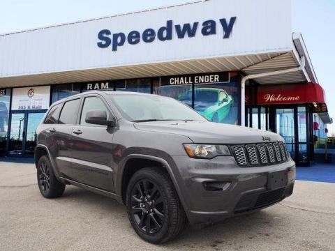 Pre-Owned 2019 Jeep Grand Cherokee Altitude 4WD SUV