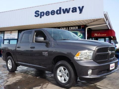 Certified Pre-Owned 2019 RAM 1500 Classic Tradesman 4WD Truck