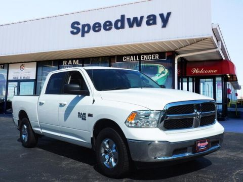 Certified Pre-Owned 2019 RAM 1500 Classic SLT 4WD Truck