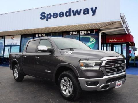 Pre-Owned 2019 RAM 1500 Laramie 4WD Truck