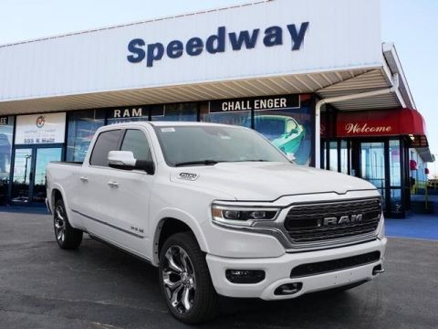 New 2019 RAM All-New 1500 Limited 4x4 Crew Cab