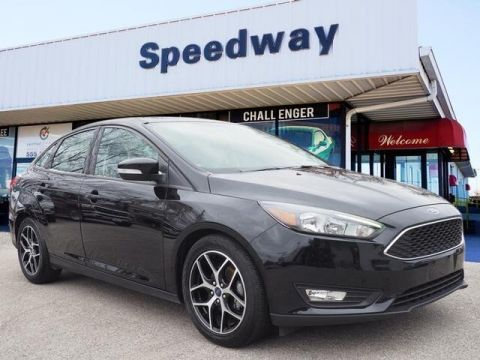 Pre-Owned 2018 Ford Focus SEL FWD Sedan