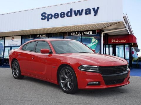 Certified Pre-Owned 2016 Dodge Charger R/T RWD Sedan