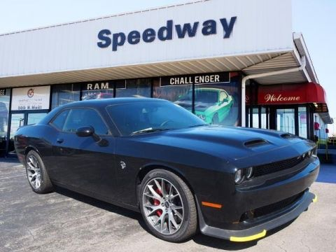 New 2020 DODGE Challenger SRT Hellcat RWD Coupe