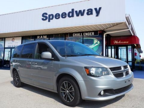 Certified Pre-Owned 2017 Dodge Grand Caravan GT FWD Minivan