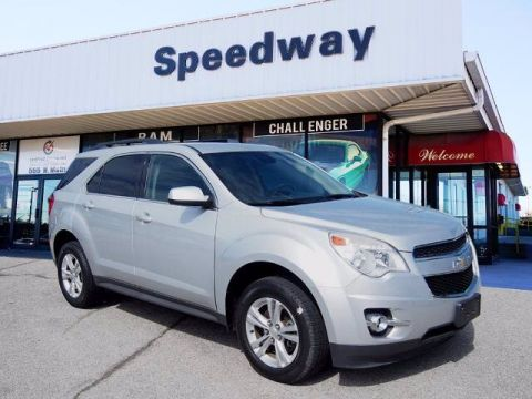 Pre-Owned 2013 Chevrolet Equinox LT AWD SUV
