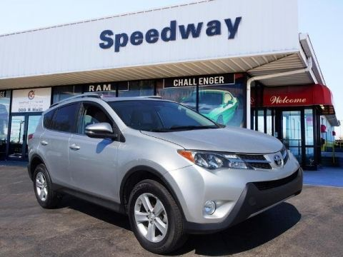Pre-Owned 2014 Toyota RAV4 XLE AWD SUV