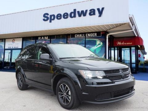 Certified Pre-Owned 2018 Dodge Journey SE FWD SUV