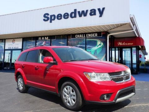 Certified Pre-Owned 2019 Dodge Journey SE FWD SUV