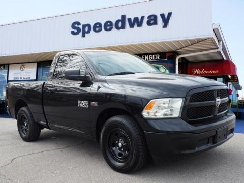 Pre-Owned 2015 RAM 1500 Tradesman/Express RWD Truck