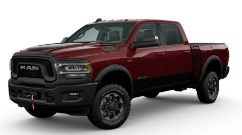 2020 RAM 2500 Power Wagon