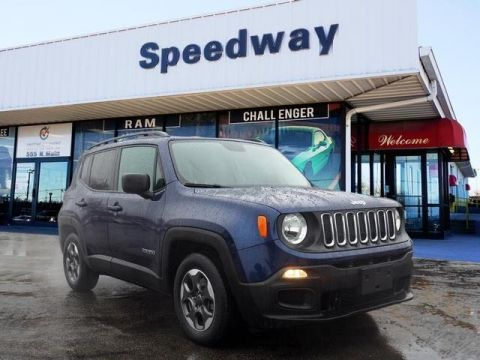 Pre-Owned 2017 Jeep Renegade Sport FWD SUV
