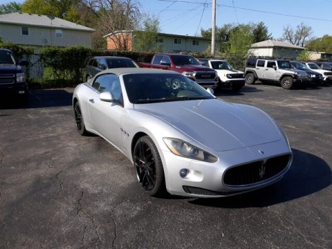 Pre-Owned 2011 Maserati GranTurismo Base RWD Convertible